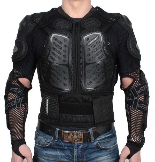 Черепаха Protection Jacket черная фото 1