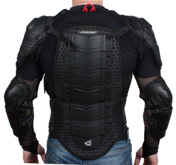 Черепаха Protection Jacket черная фото 2