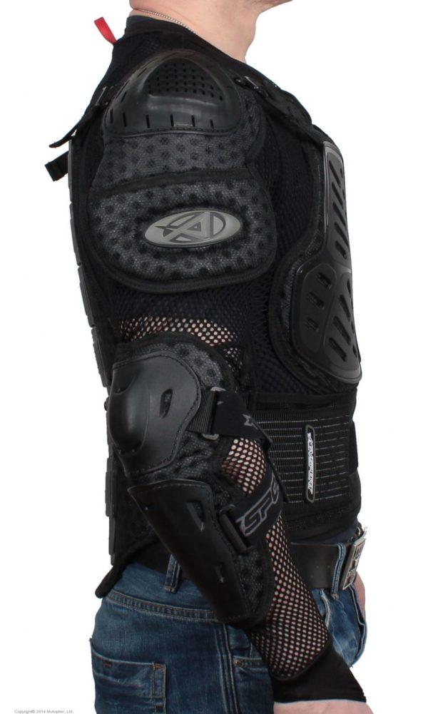 Черепаха Protection Jacket черная фото 3