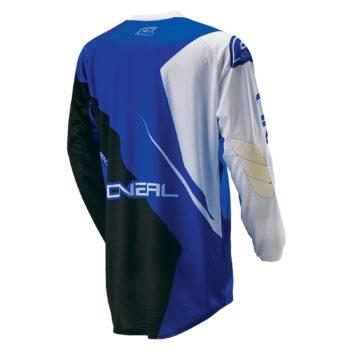 Джерси Element RACEWEAR чёрно-синяя фото 2