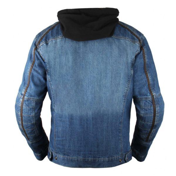 Джинсовая куртка Block с защитой фото 2