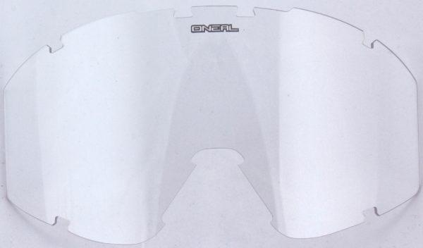 Кроссовая маска B2 RL Goggle SPRAY белая/радиум фото 4