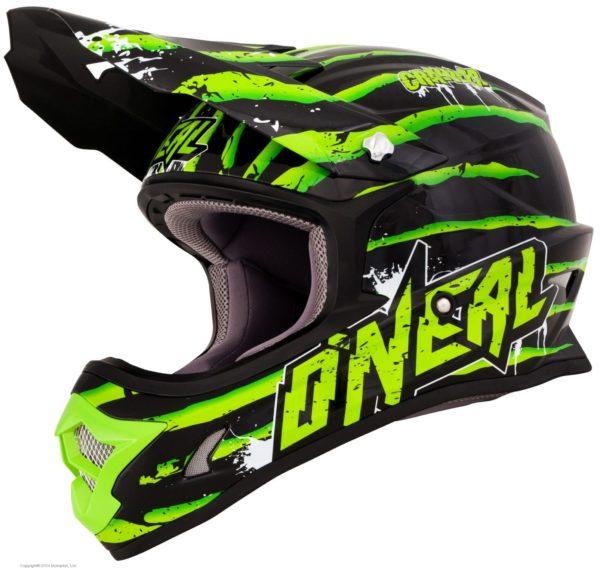 Кроссовый шлем 3Series CRAWLER фото 1