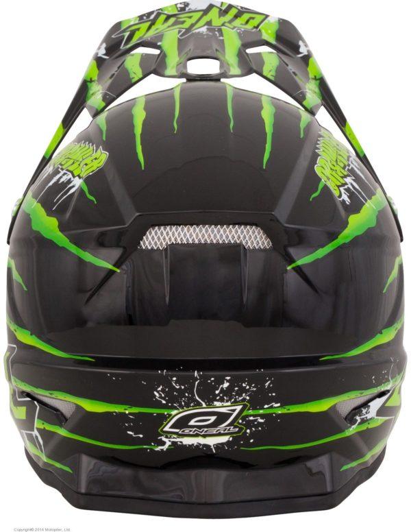 Кроссовый шлем 3Series CRAWLER фото 2