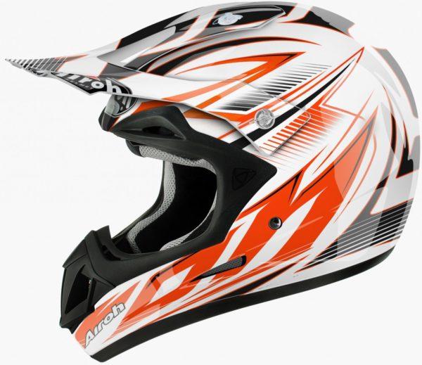 Кроссовый шлем JUMPER STING фото 1