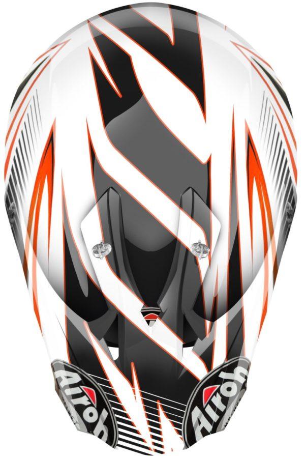 Кроссовый шлем JUMPER STING фото 4