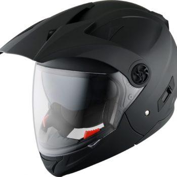 Кроссовый шлем со съемной челюстью HX 145 фото 1