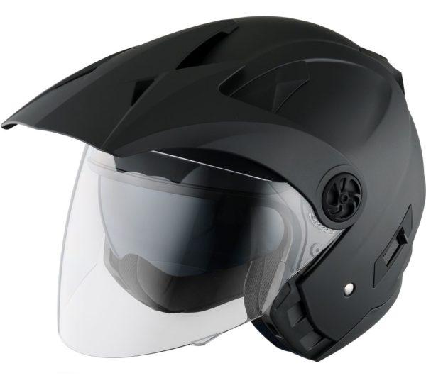 Кроссовый шлем со съемной челюстью HX 145 фото 2