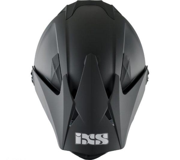 Кроссовый шлем со съемной челюстью HX 145 фото 3