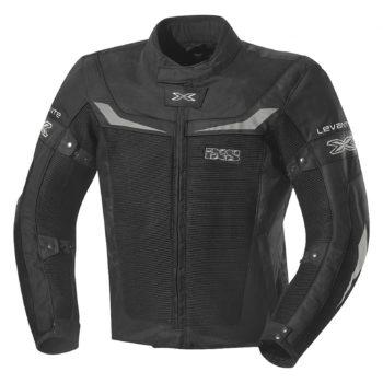 Куртка текстильная Levante черная фото 1