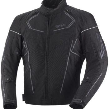 Куртка текстильная RODGER черная фото 1