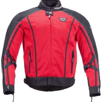 Мотоциклетная летняя куртка SOLARE фото 1