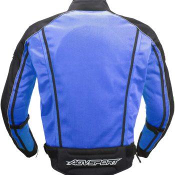 Мотоциклетная летняя куртка SOLARE фото 2