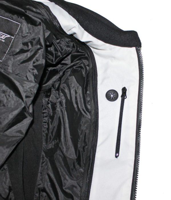 Мотоциклетная текстильная женская куртка XENA черная фото 4