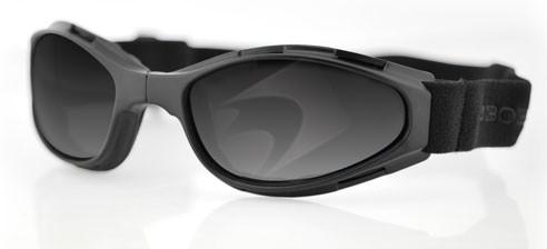 Очки Crossfire складные с дымчатыми линзами ANTIFOG фото 1