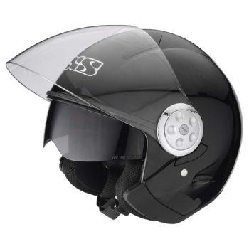 Открытый шлем с большим стеклом HX 137 фото 1