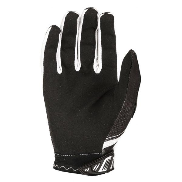 Перчатки Matrix RACEWEAR чёрно-белые фото 2