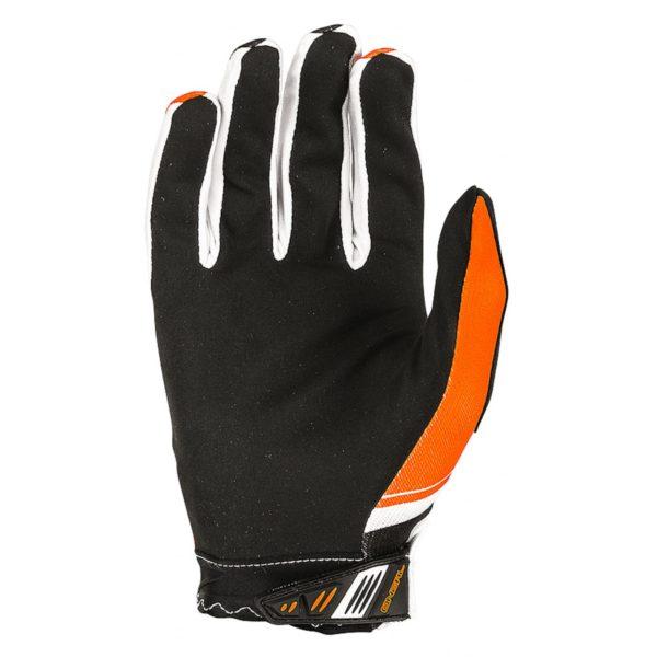 Перчатки Matrix RACEWEAR оранжевые фото 2