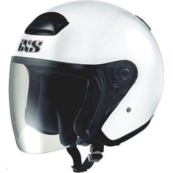 Шлем HX 118 белый. фото 1