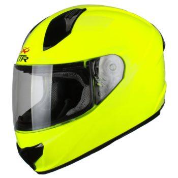 Шлем интеграл FFE1 флуоресцентно-желтый фото 1