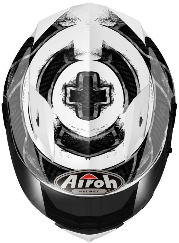 Шлем интеграл T600 KNIFE белый фото 4