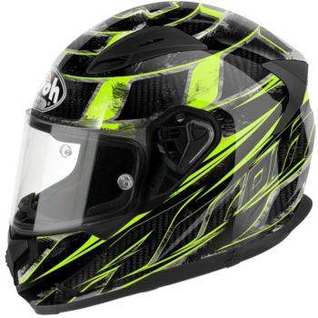 Шлем интеграл T600 KNIFE черный/желтый фото 1