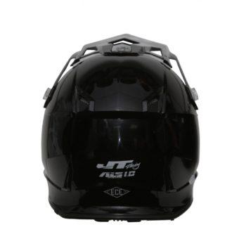 Шлем кроссовый  ALS1.0 черный фото 2