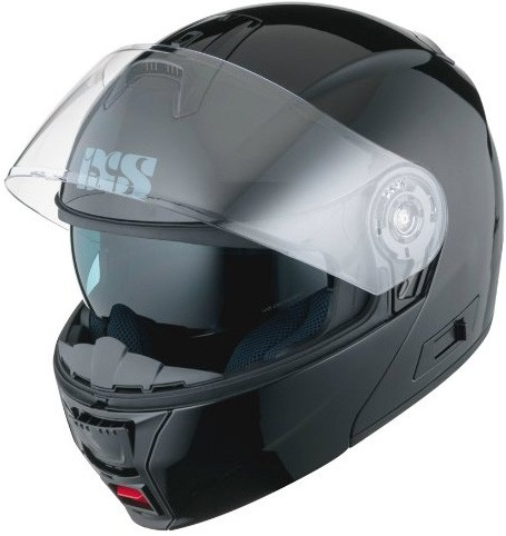 Шлем модуляр HX325 черный фото 3