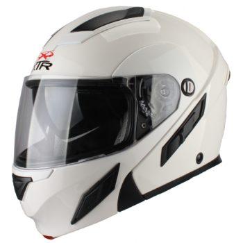 Шлем модуляр MODE2 белый фото 1