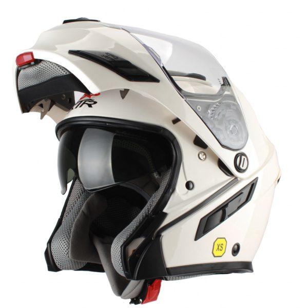 Шлем модуляр MODE2 белый фото 2
