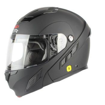 Шлем модуляр MODE2 черный матовый фото 1