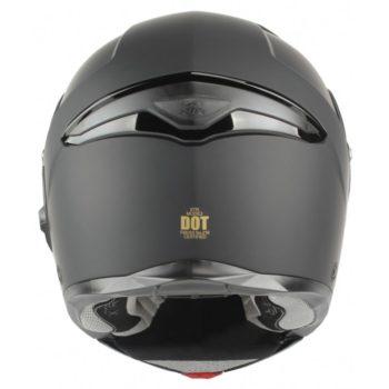 Шлем модуляр MODE2 черный матовый фото 2