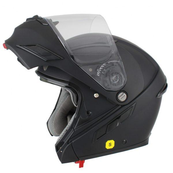Шлем модуляр MODE2 черный матовый фото 3