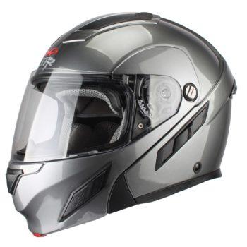 Шлем модуляр MODE2 серый фото 1