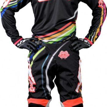 ШТАНЫ для мотокросса FLEX FLOW черные фото 2