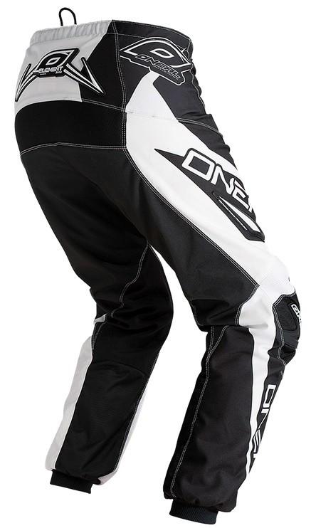Штаны Element RACEWEAR чёрно-белые фото 2