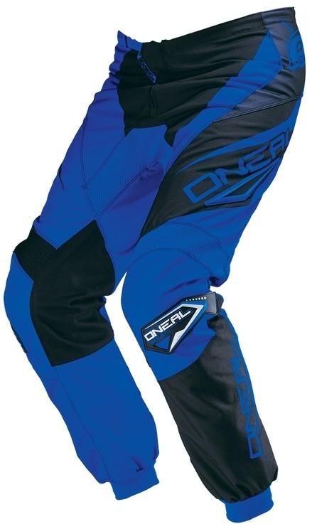 Штаны Elements RACEWEAR чёрно-синие фото 1
