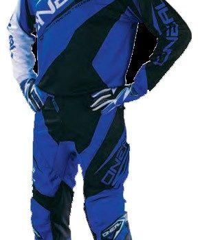 Штаны Elements RACEWEAR чёрно-синие фото 2
