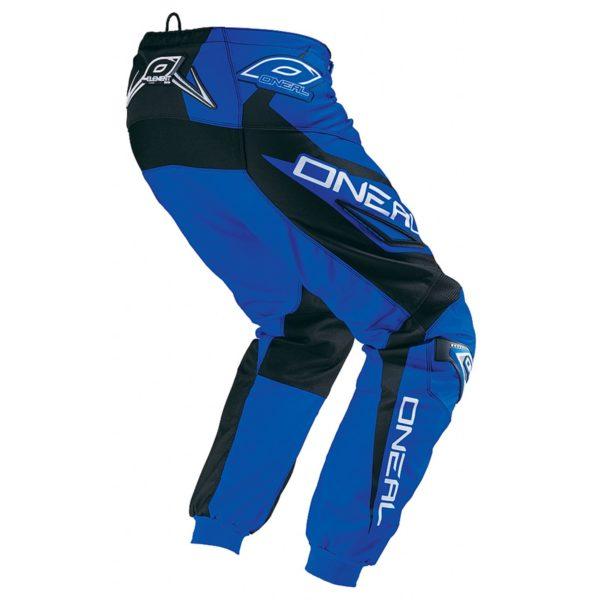 Штаны Elements RACEWEAR чёрно-синие фото 3