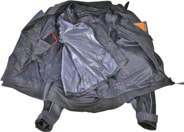 Текстильная куртка Hatch фото 3
