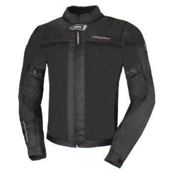 Текстильная куртка Jerez черная фото 1