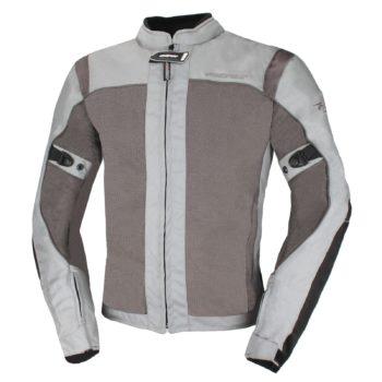 Текстильная куртка Jerez, серая/антрацит фото 1