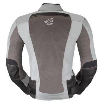 Текстильная куртка Jerez, серая/антрацит фото 2