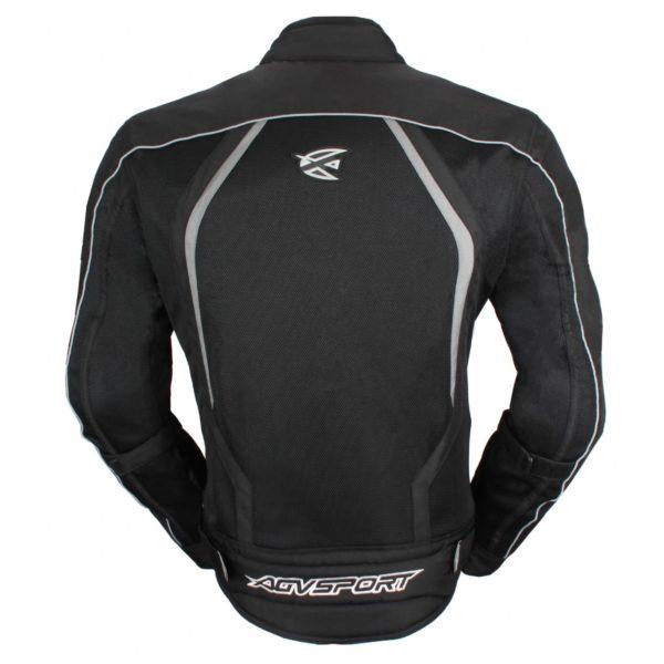 Текстильная куртка Solare II чёрная фото 2