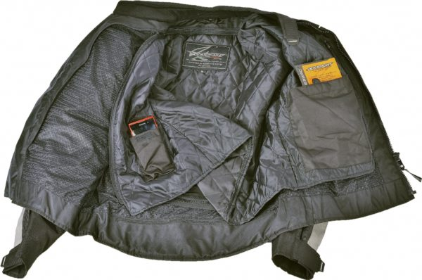 Текстильная куртка Speedway фото 4