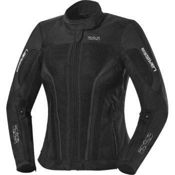 Текстильная женская куртка Larissa черная фото 1