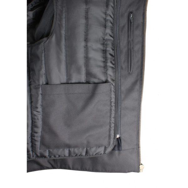 Кожаная куртка Brut коричневая фото 5