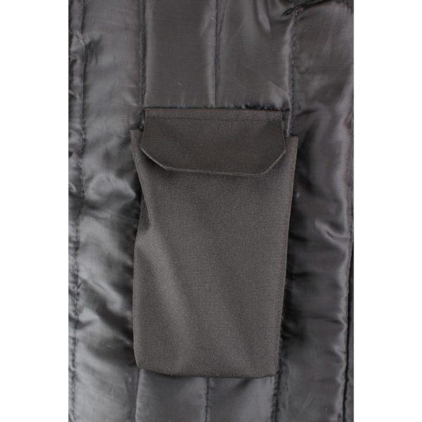 Кожаная куртка Brut коричневая фото 6