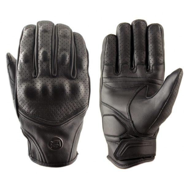 Кожаные перчатки Vulcan фото 1