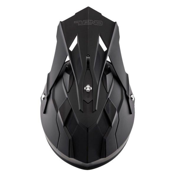 Кроссовый шлем 2Series FLAT черный фото 3